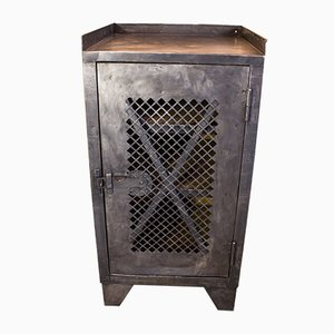 Vintage Industrial Cabinet, 1930s