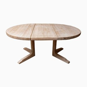 Mid-Century Swedish Extendable Dining Table by Roland Wilhelmson for Karl Anderson and Soner, 1960s