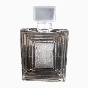 Modell Duncan Parfumflakon von René Lalique für Lalique, 1950er