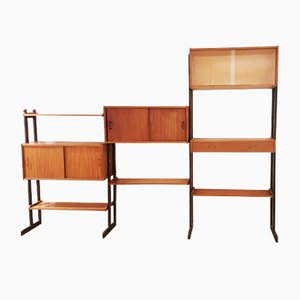 Modular Wall Unit from SimplaLux, 1960s