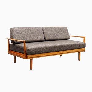 Walnuss Sofa von Walter Knoll / Wilhelm Knoll, 1960er