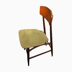 Mid-Century Dining Chairs Attributed to Silvio Cavatorta, 1950s, Set of 6