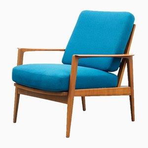 Walnut Armchair from Walter Knoll / Wilhelm Knoll, 1950s