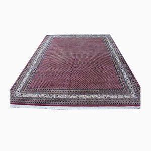 Indischer Sarug Mir Teppich aus Wolle, 2001