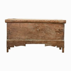 18th Century Italian Solid Chestnut Sideboard