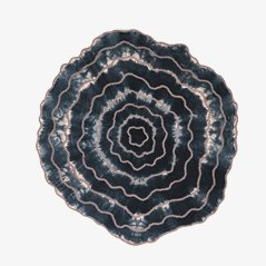 Tapis Rainbow Shell par Michaela Schluypen pour Floor to Heaven