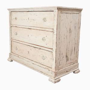 19th Century Louis Philippe Italian Chest of Drawers