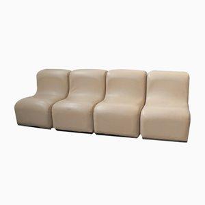 Italienisches Modulares Vintage Sofa, 1970er
