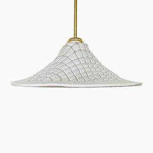 Deckenlampe aus Muranoglas von Vetri Murano, 1960er