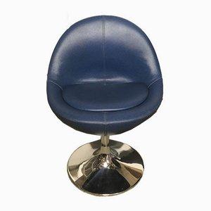 Chaises de Salle à Manger Venus en Similicuir par Börje Johanson pour Johanson Design, 1960s, Set de 6