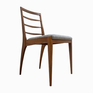 Mid-Century Teak Dining Chairs by A H McIntosh, Set of 4