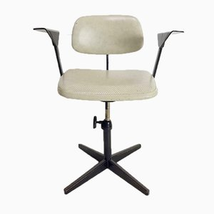 Vintage Desk Chair by Friso Kramer for Ahrend De Cirkel