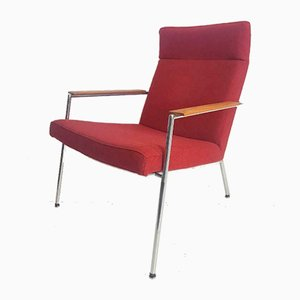 Vintage Teak Lounge Chair by Martin Visser for Harvink