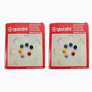 Porte-Serviettes Vintage de Guzzini, Set de 12