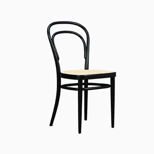 Viennese Model 214 Chair from Thonet, 1970s