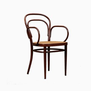 Viennese Model 214 F Chair from Thonet, 1970s