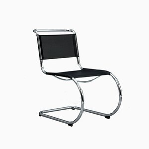 S533 N Cantilever Chair by Ludwig Mies van der Rohe for Thonet