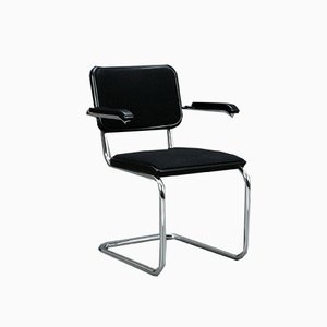 S64 P Fabric Chair by Marcel Breuer for Thonet, 1990s