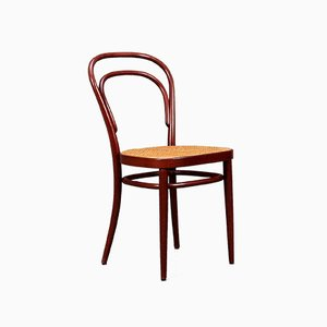 Wiener Modell 214 Stuhl von Thonet, 1990er