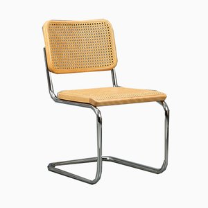 Beech S 32 Cantilever Chair from Thonet, 1990s