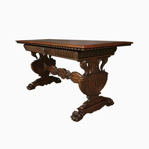 18th Century Italian Carved Desk