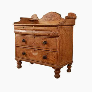 English Chest of Drawers, 1860s
