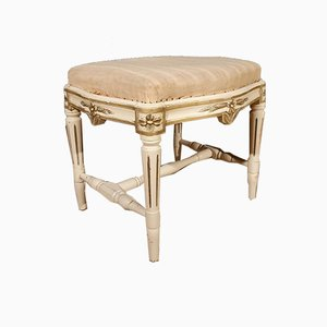 19th Century Gustavian Style Swedish Stool