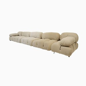 Camaleonda Sofa by Mario Bellini for B&B Italia, 1970s, Set of 5