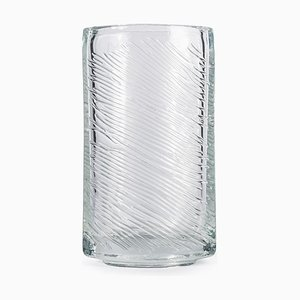 Glass Vase No. 3433 by František Vízner for Sklo Union Teplice, 1970s
