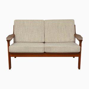 Dänisches 2-Sitzer Sofa von A / S Mikael Laursen, 1960er