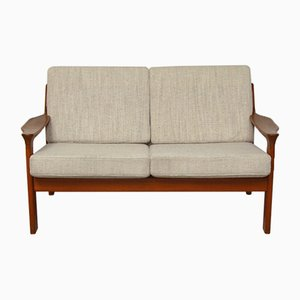 Danish 2-Seater Sofa from A/S Mikael Laursen, 1960s