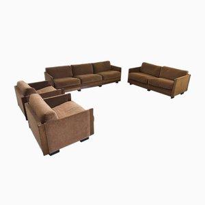 Italienisches Modell 920 Sofas und Stühle Set von Tobia & Afra Scarpa für Cassina, 1966