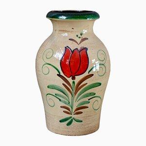 Große Vintage Vase, 1960er