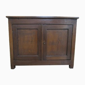 Antique Italian Chestnut Sideboard, 1800s