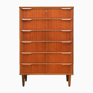 Mid-Century Danish Chest of Drawers from Trekanten-Hestbæk A/S, 1960s