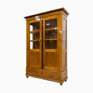 19th Century Biedermeier German Display Cabinet