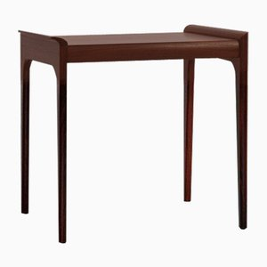 Danish Rosewood Side Table from Heltborg Møbler, 1960s