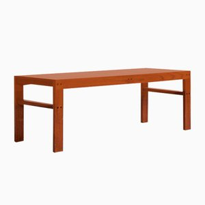 Danish Low Coffee Table in Teak, 1960s
