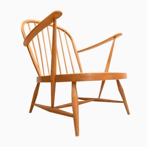 Blonde Windsor Armchair by Ercol, 1960s