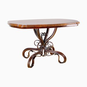 Art Nouveau Dining Table Nr. 5 from Thonet, 1870s
