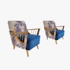 Windsor Armchairs by Lucian Ercolani, 1950s, Set of 2
