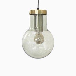 Lampe à Suspension Bulb par Frank Ligtelijn pour Raak, 1960s