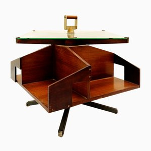 Rotating Bar Table Attributed to Ico Parisi, Italy, 1957
