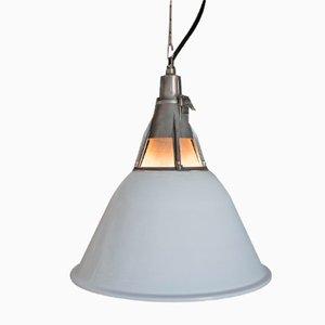 Ukrainische Industrielle Weiße Arvid Lampe, 1960er