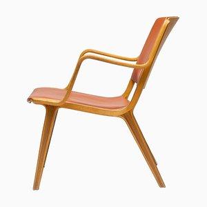 AX Chair by Peter Hvidt & Orla Mølgaard-Nielsen, 1960s