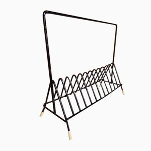 Large Black Letter Rack from Tomado