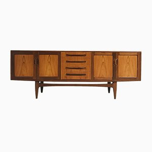 Mid-Century Teak Fresco Sideboard by Victor Wilkins for G-Plan, 1967