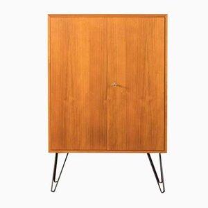 Teak Veneer Shoe Cabinet, 1960s