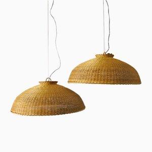 Deckenlampen, 1960er, 2er Set