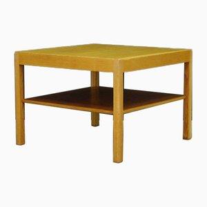 Table Basse en Frêne par Hans J. Wegner pour Andreas Tuck, 1960s